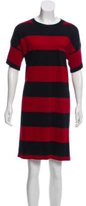 6397 Knee-Length T-Shirt Dress