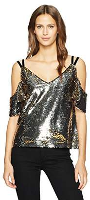 Nanette Lepore Women's Sparkle Top