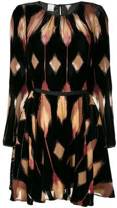 Pinko long sleeved dress