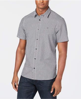 Calvin Klein Men's Gingham Shirt