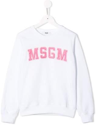 eec37c35598e2 MSGM Sweatshirts For Boys - ShopStyle UK