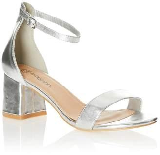 big discount sale wide selection of colors 50-70%off boohoo Block Heel Sandals For Women - ShopStyle UK
