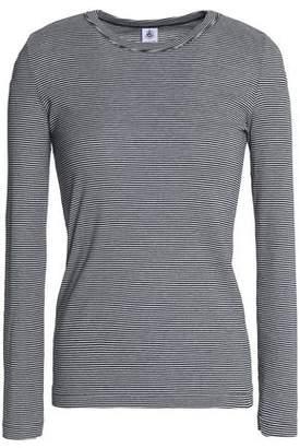 Petit Bateau Striped Cotton-jersey T-shirt