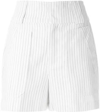 Tufi Duek pinstripe shorts