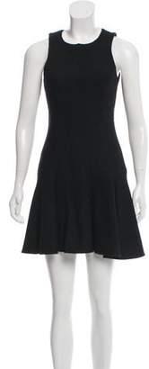 Tibi Sleeveless A-Line Dress