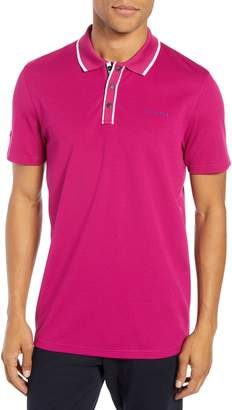 Ted Baker Bunka Trim Fit Golf Polo