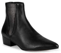 Hubert Leather Chelsea Boots