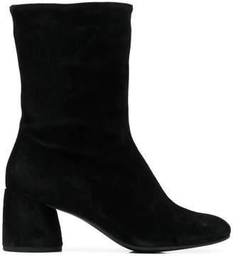 Högl block heel mid-calf boots