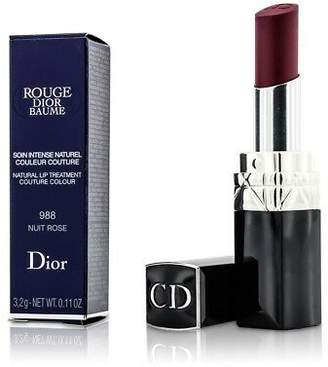 Christian Dior NEW Rouge Baume Natural Lip Treatment C (# 988 Nuit Rose)