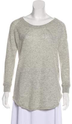 ATM Anthony Thomas Melillo Wool & Cashmere Knit Sweater
