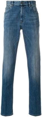 Z Zegna straight-leg jeans