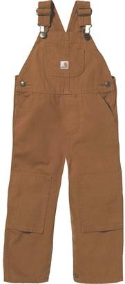 Carhartt Canvas Bib Overall Pant - Toddler Boys'