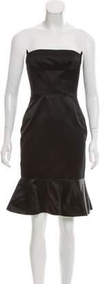 Peter Som Silk Cocktail Dress