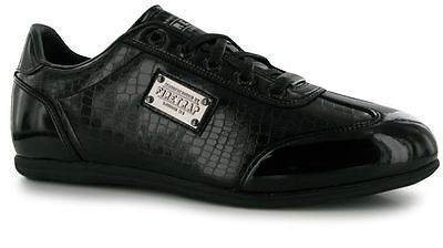 Kids Dr Osimendo Junior Boys Shoes Lace Up Fashion Trainers Lo