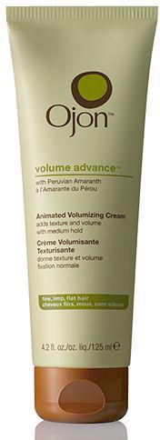 Ojon Volume Advance Animated Volumizing Cream 4.2 oz (124 ml)