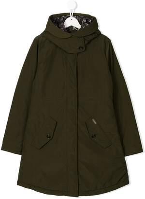 Woolrich Kids hooded jacket