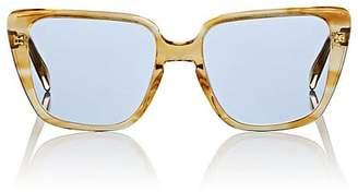 Celine Women's Oversized Square Cat-Eye Sunglasses