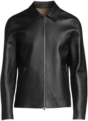 Zerega Wells Leather Jacket
