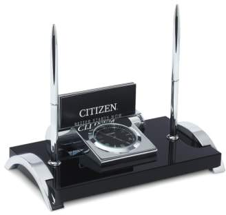 Citizen Executive Suite Desk Clock