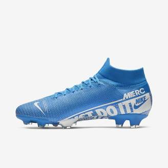 Nike Firm-Ground Soccer Cleat Mercurial Superfly 7 Pro FG