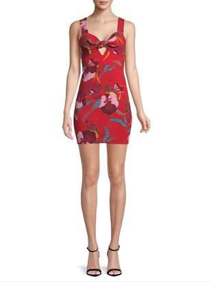 Free People Women's Sweet Cherry Mini Dress