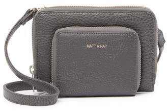 Matt & Nat Odelay Vegan Leather Crossbody Bag
