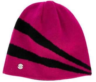 Spyder Knit Stripe Beanie
