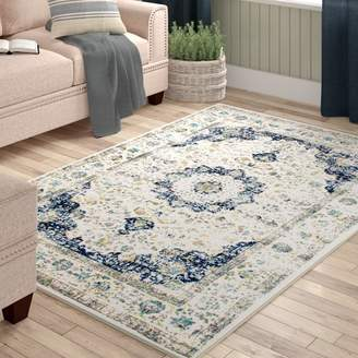 Blue Area Laurel Foundry Modern Farmhouse Hosking Doylestown Rug Rug