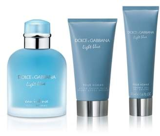 Dolce & Gabbana Light Blue Intense pour Homme Set