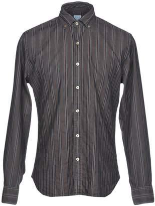 ALESSANDRO GHERARDI Denim shirts - Item 38739963AX