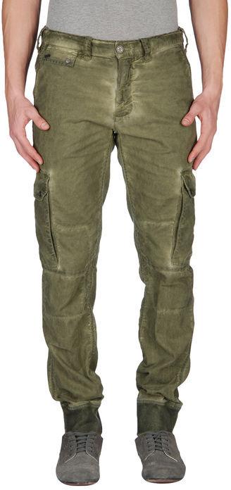BOMBOOGIE Casual pants