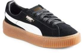 96900bf4eb1 Puma Suede Platform - ShopStyle Canada