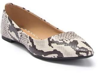Madden-Girl Jeenna Pointed Toe Flat