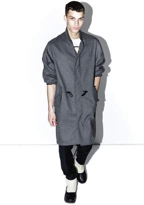 3.1 Phillip Lim Fishtail-Hem Parka