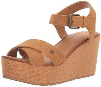 Volcom Women's Stone Platform Wedge Sandal