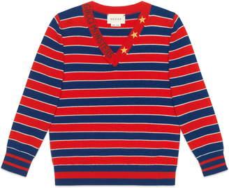 Gucci Fine Gauge Wool Sweater