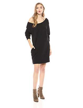 Hudson Jeans Women's French Terry Dress