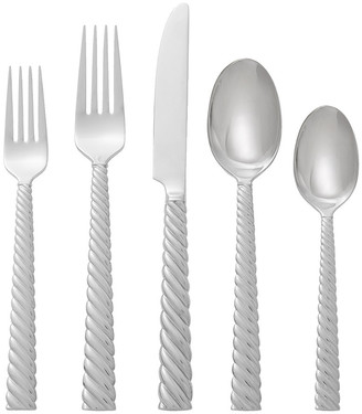 Michael Aram Twist 5 Piece Cutlery Set - Stainless Steel