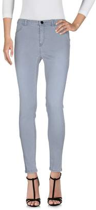 Diana Gallesi Denim trousers