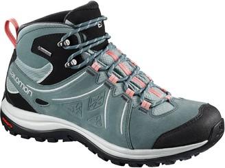 Salomon Ellipse 2 Mid Leather GTX Hiking Boot - Women's