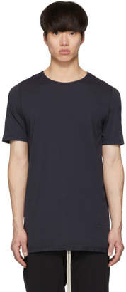 Rick Owens Indigo Level T-Shirt