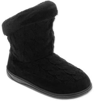 Unbranded Girls' Knit Sweater Slipper Boot