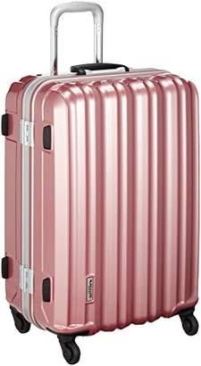 Siffler (シフレ) - [シフレ] スーツケース ハードフレームケース シフレ 1年保証 保証付 66L 60 cm 4.3kg ローズゴールド