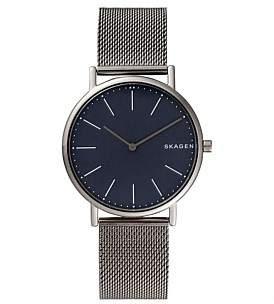 Skagen Signatur Gunmetal Watch