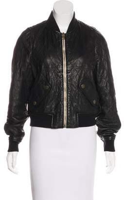 Chloé 2016 Leather Jacket w/ Tags