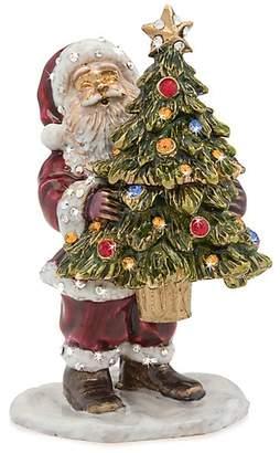 Jay Strongwater Annual Santa Figurine
