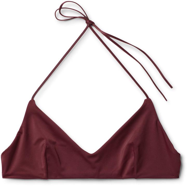 Nova Swim Top - Red
