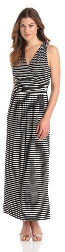 Chaus Women's Maxi Stripe Dress