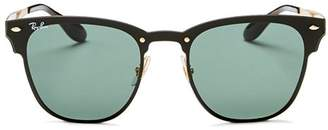 Ray-Ban Unisex Blaze Rimless Wayfarer Sunglasses, 54mm