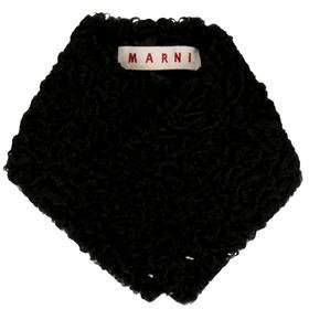 Marni Persian Lamb Collar
